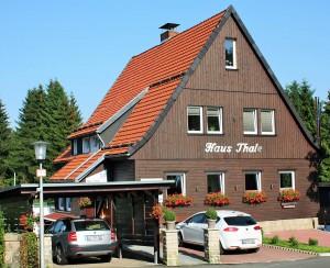 Haus Thale Harz - Wohlfühl-Ferienwohnung in Braunlage © Haus Thale Harz - www.haus-thale-harz.de