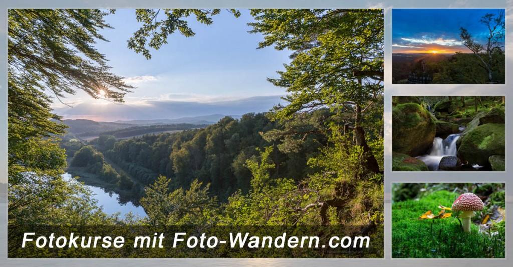 Fotokurse im Harz mit Foto-Wandern