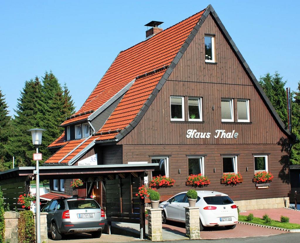 Haus Thale Harz - Das Wohlfühl Haus in Braunlage